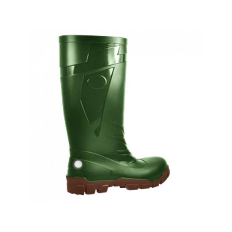 Kummikud PROS PVC 49 (rohelised)