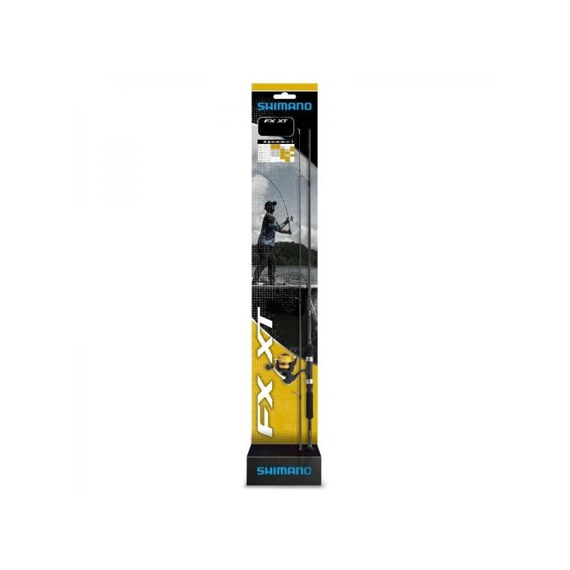 Kombo FX XT 2.4m 14-40g FX C300FC Mono 0,285mm