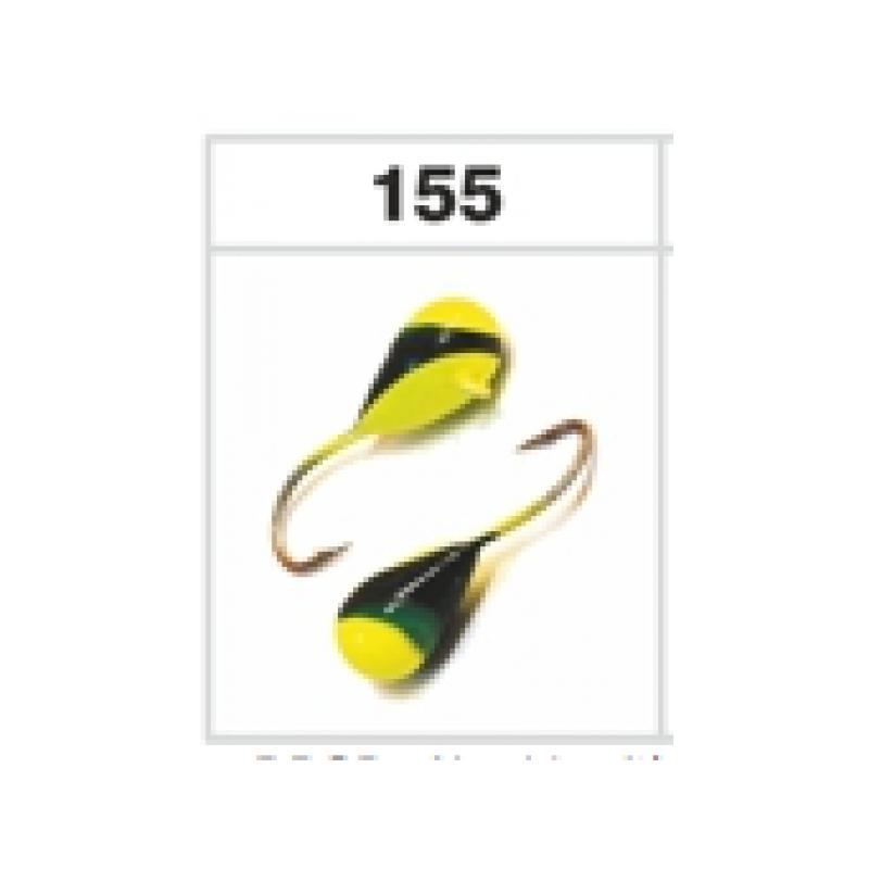 Mormishka DROP 1160 155 (6mm, 2.92g) (61)