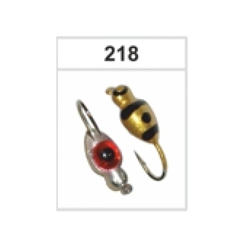 Mormishka NYMPH 4530 218 (3mm, 0.47g) (117)