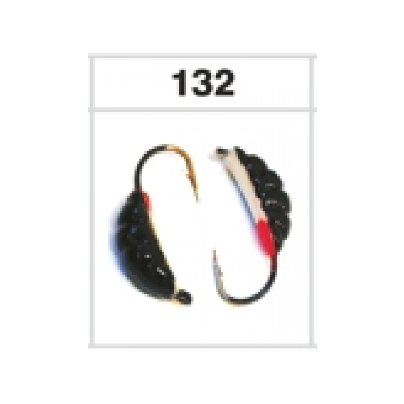 Mormishka GRUB 4250 132P (5mm, 1g) (100)