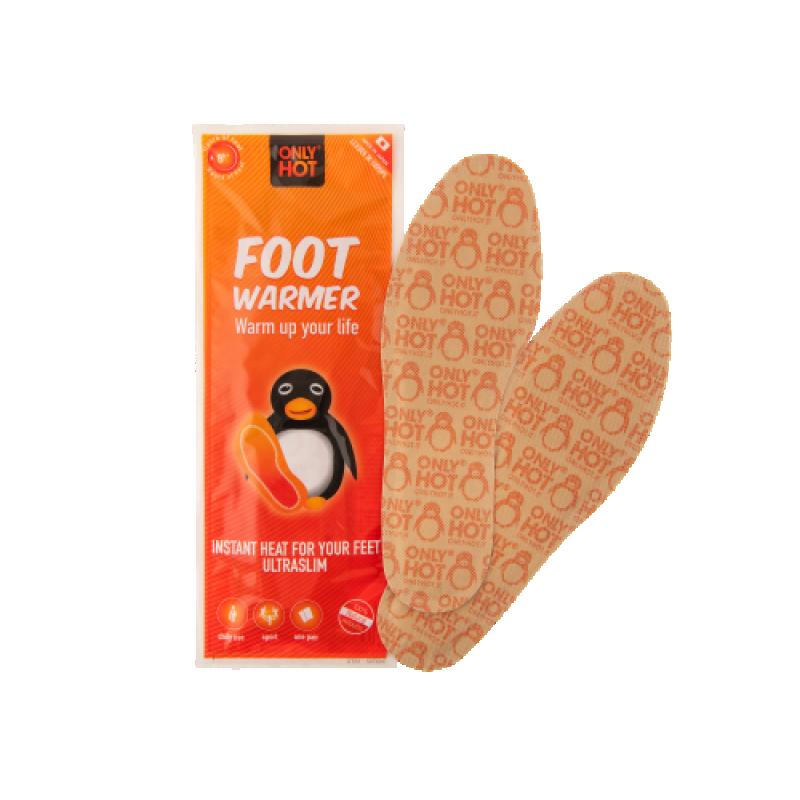 Jalasoojendaja Only Hot Foot Warmer 8h 1 paar