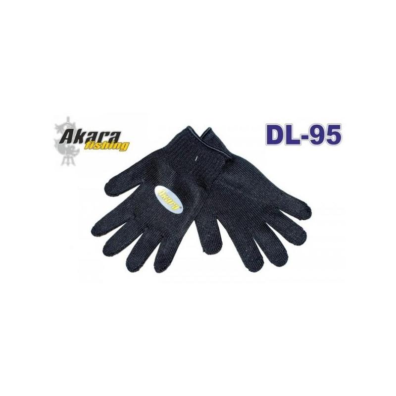 Kevlar kindad AKARA DL-95 suurus: XXL, värv: must
