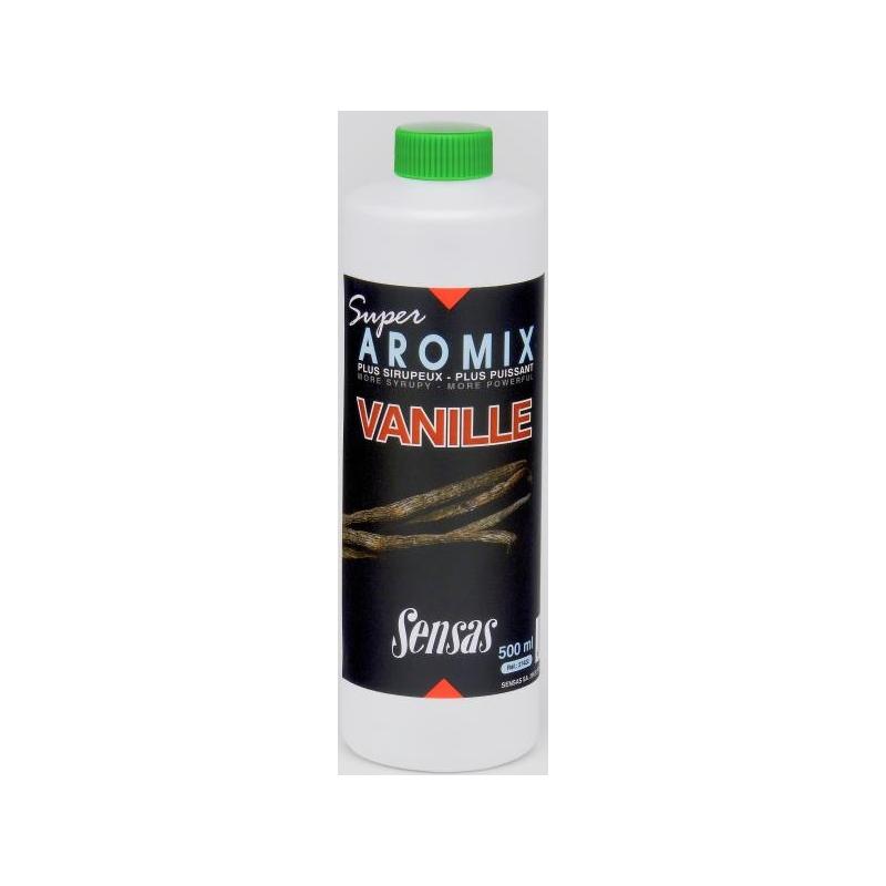 Sensas Aromix Vanille 500ml (siirup)