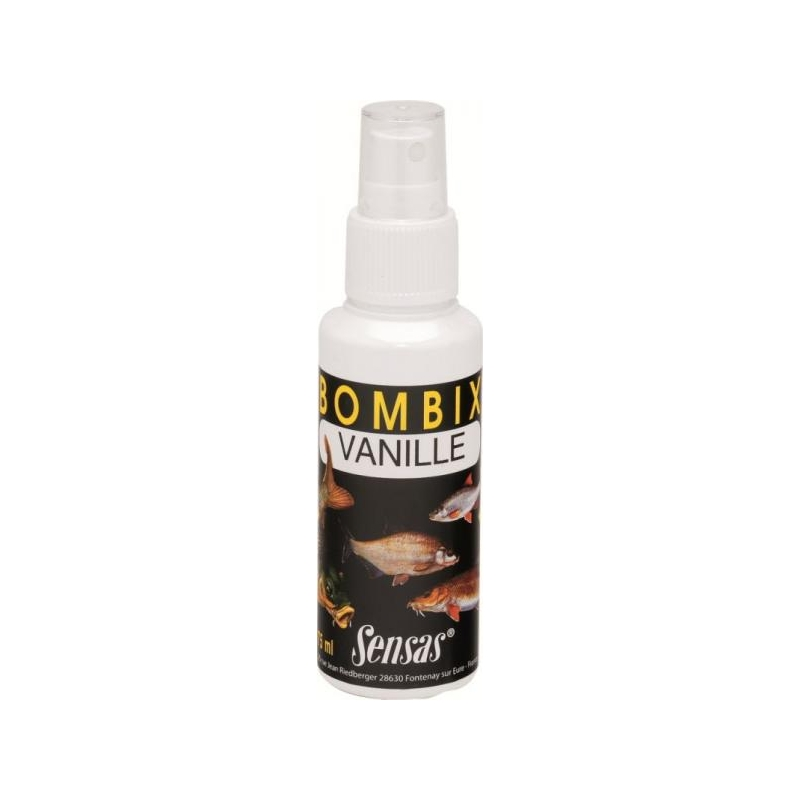 Sensas Bombix Vanille 75ml (sprei)