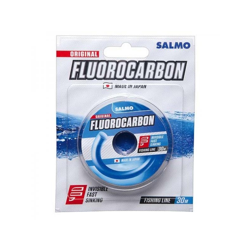 Tamiil Salmo Fluorocarbon 0.10mm 1.05kg 30m