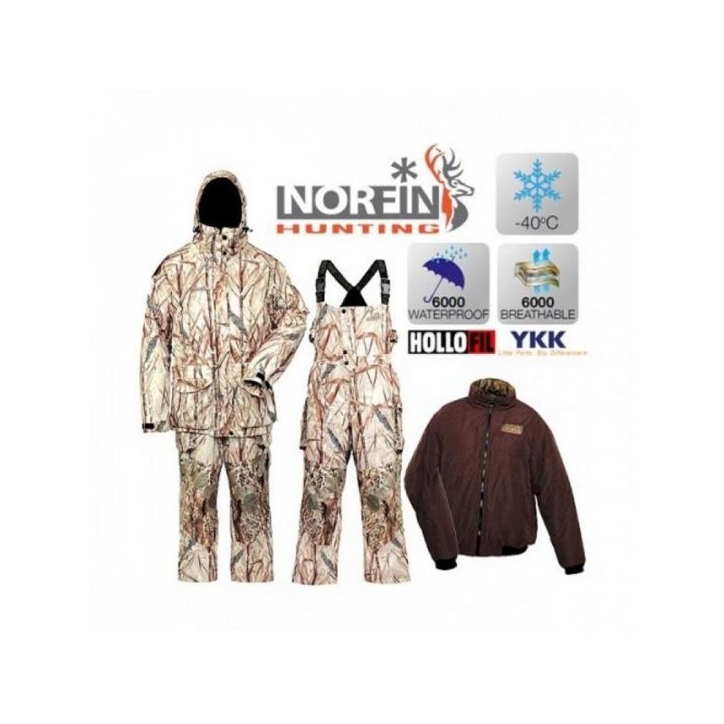 Jahiülikond Norfin Hunting North Ritz XL