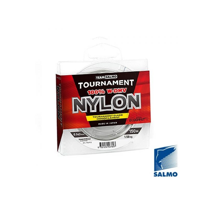 Team Salmo Tournament Nylon 0.183mm 2.58kg 150m