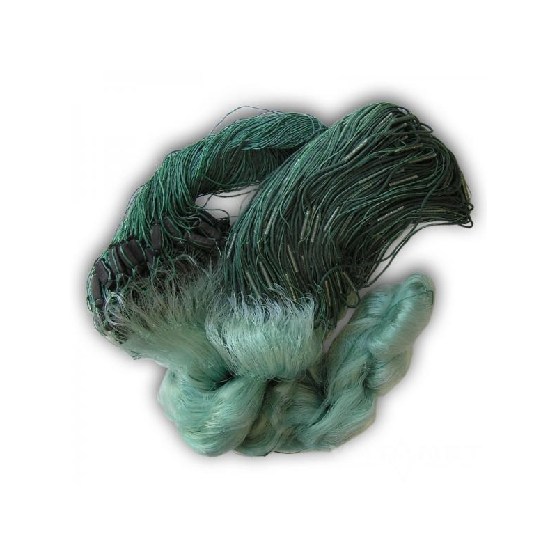 Hiina võrk Dragon 35x1.2x0.14/80m roheline