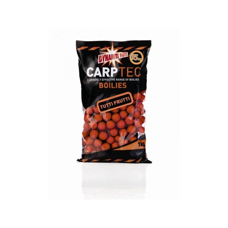 Boilid Carp-Tec Tutti Frutti 15mm 1kg