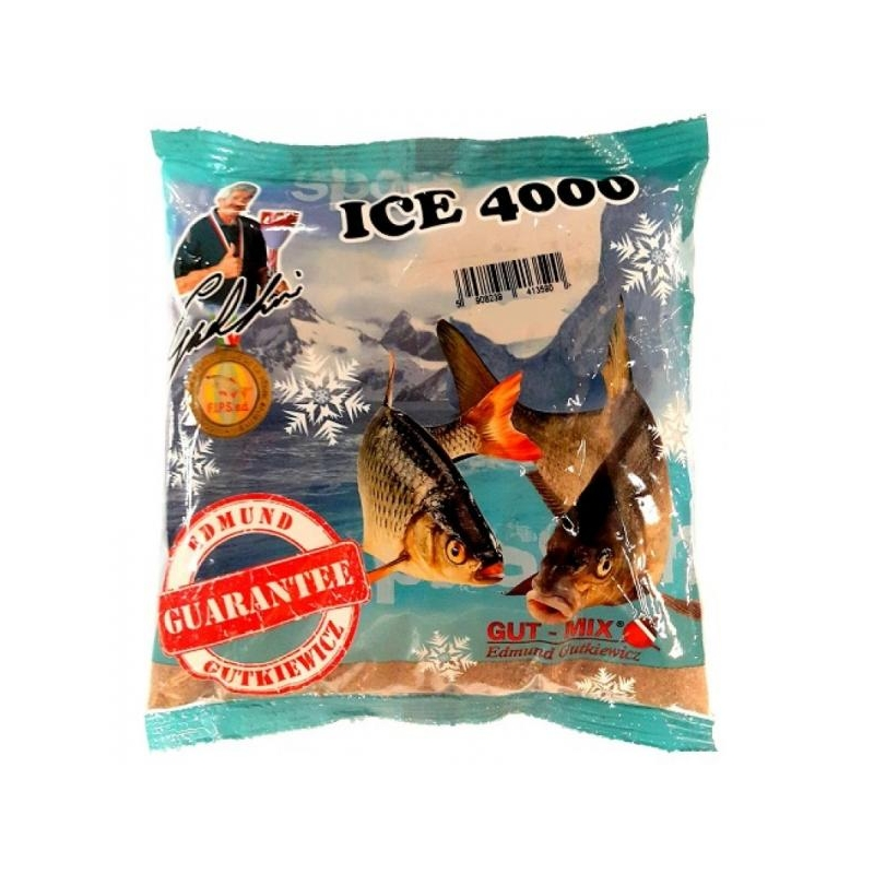 Gut-Mix Ice4000 Black Roach (särg must) 500g