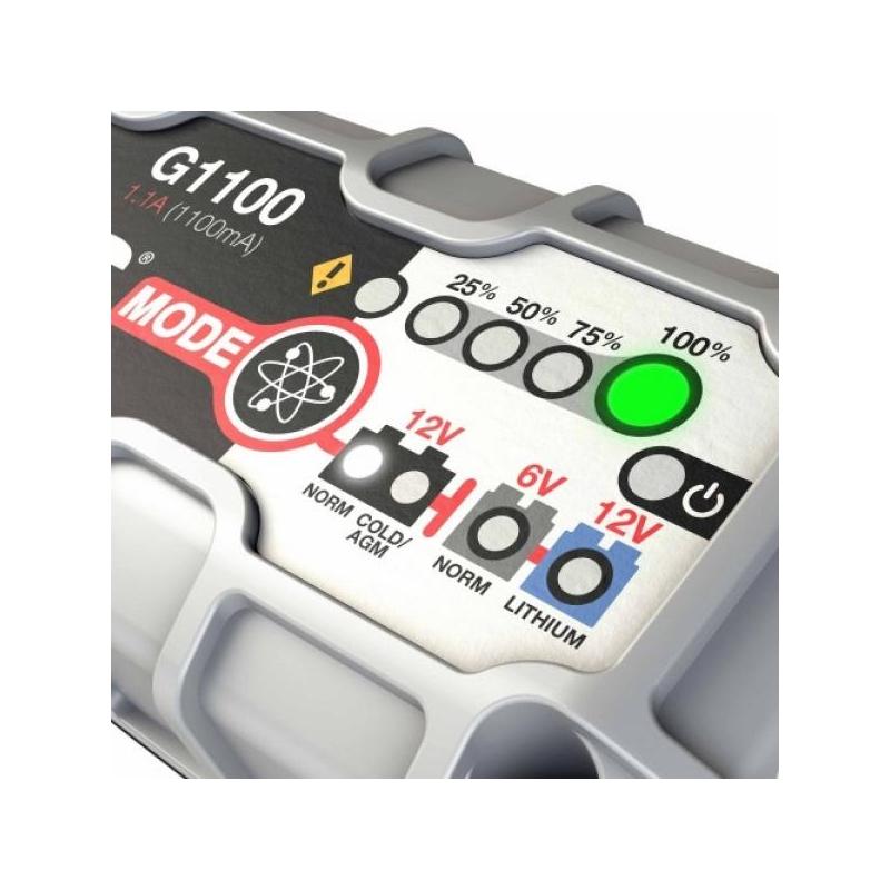 Akulaadija NOCO Genius G1100