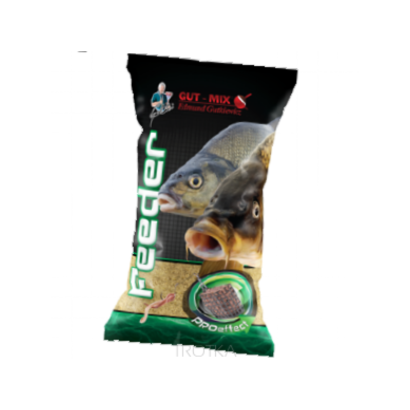 Gut-Mix Method Mix & Feeder Grillitud kanep 2kg