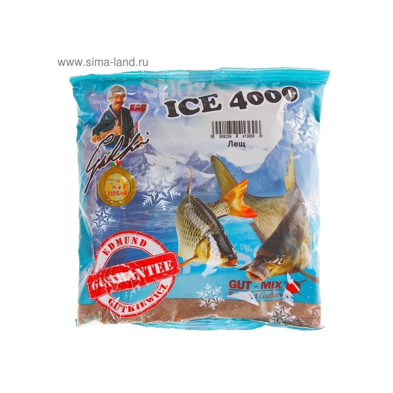 Gut-Mix Ice4000 Must Latikas 500g