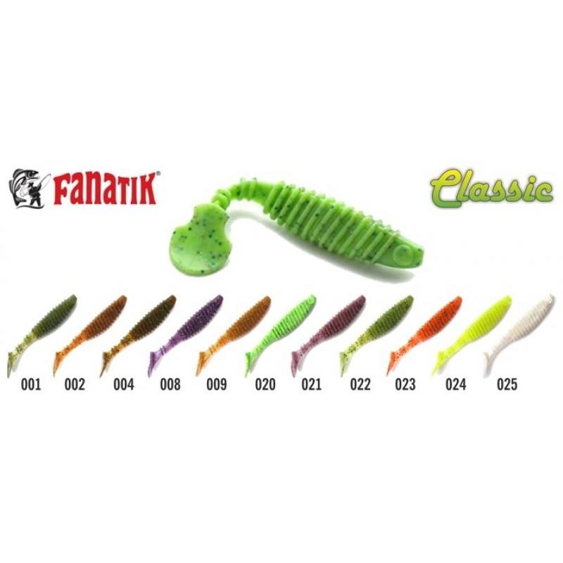 FANATIK Söödav võdik Classic 1.7 43mm #022 9tk