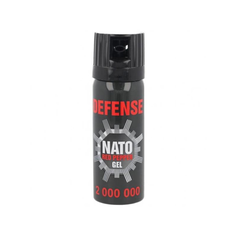 Pipragaas NATO geel must 50ml
