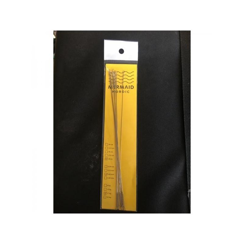Tross MERMAID Nordic kitarrikeel 0.40mm 25cm 17kg 10tk