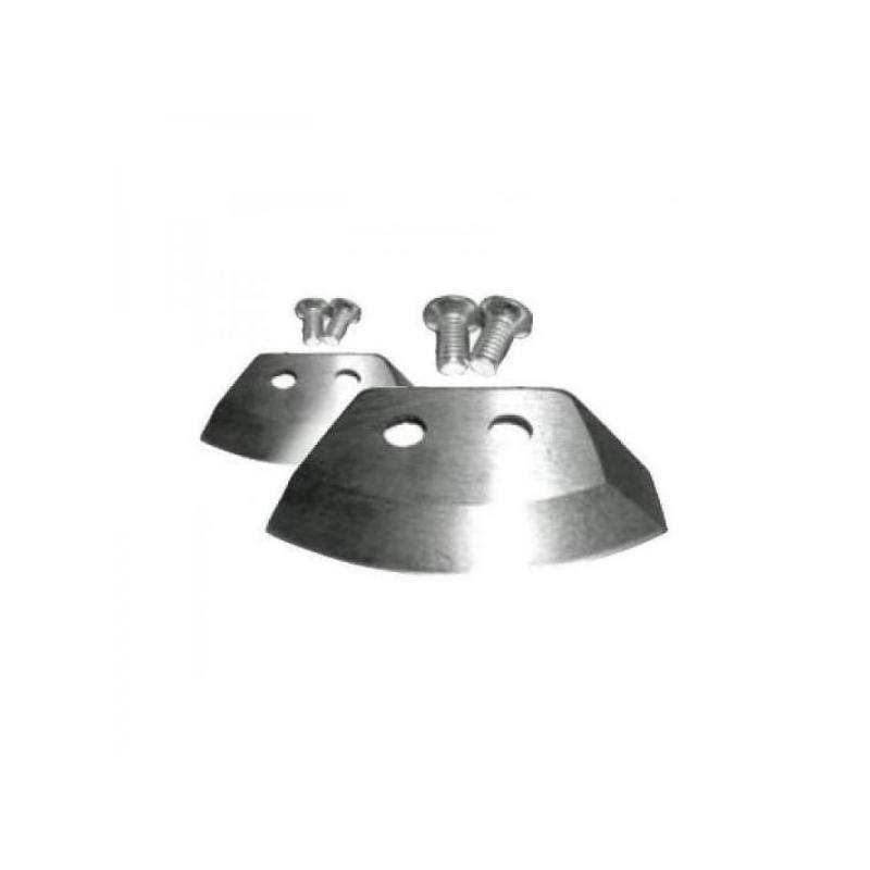 Jääpuuri terad 180mm NERO kumerad CR (parempoolsele puurile) 3001-180CR