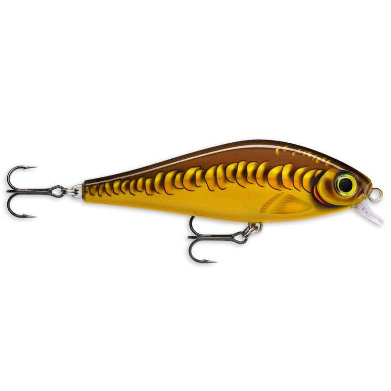 Rapala Super Shadow Rap SSDR-16 MRC 16cm/77g 1.0-1.4m