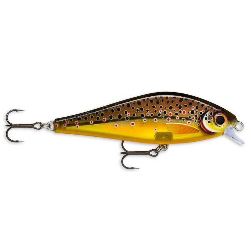 Rapala Super Shadow Rap SSDR-16 TRL 16cm/77g 1.0-1.4m