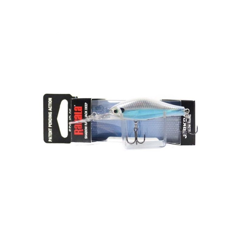 Rapala Shadow Rap Jack Deep AS 5cm/6g kuni 3m