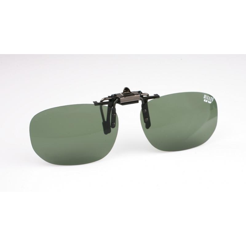 Polariseeritud päikeseprillid Mikado CPON rohelise klaasiga