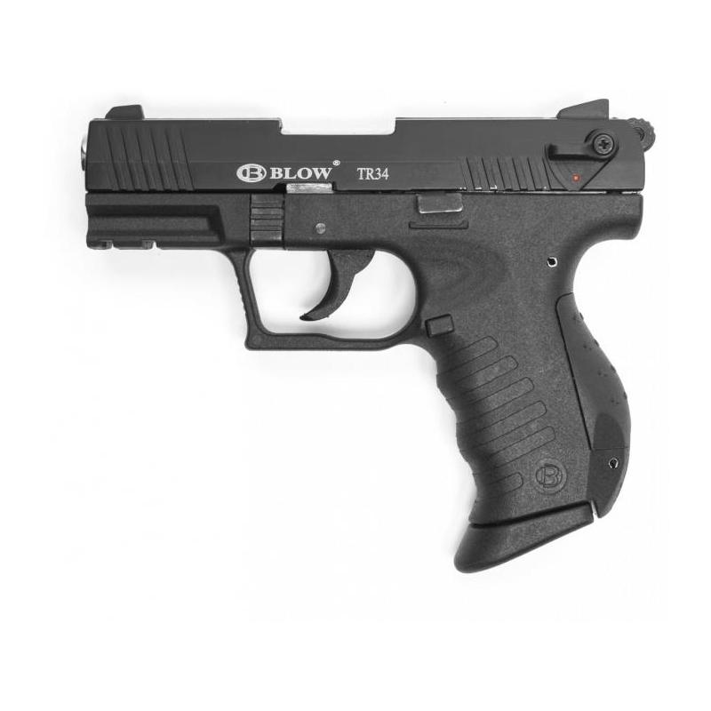 Stardipüstol BLOW i4 TR34 9mm must