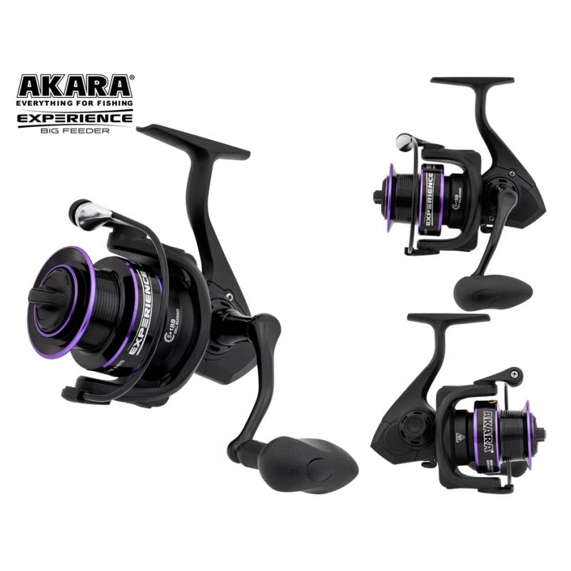 Akara Experience Big Feeder 4000 5+1bb 5.2:1