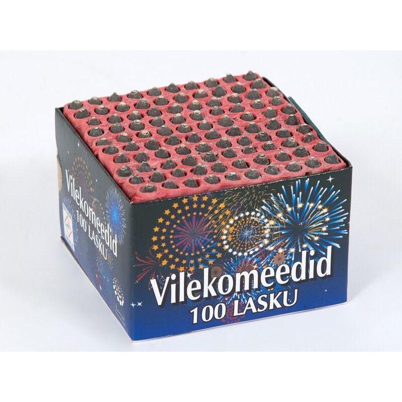 Patarei Vilekomeedid 100 lasku