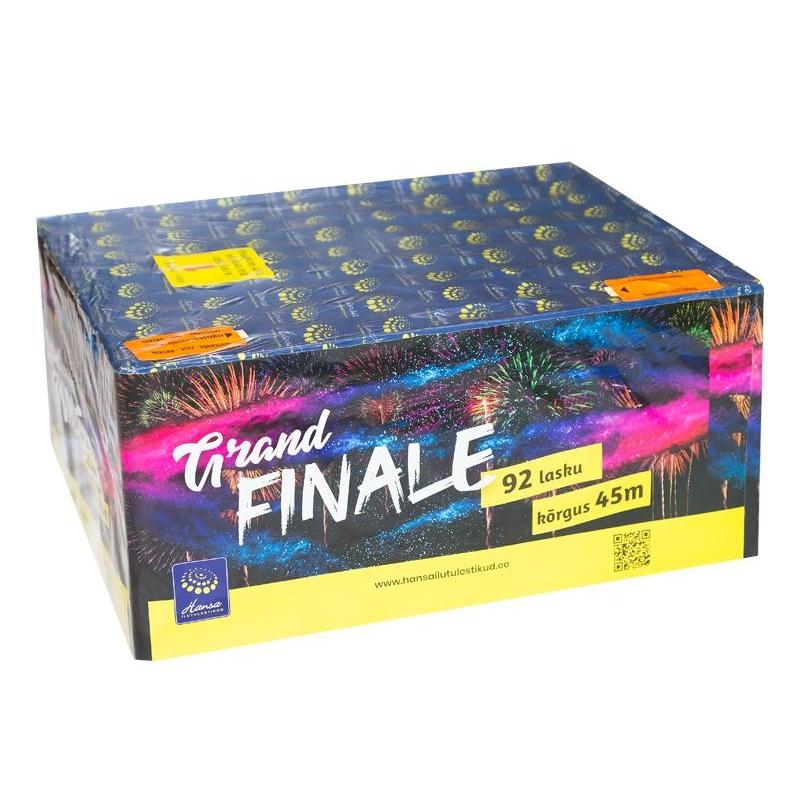Patarei Grand Finale 92 lasku 65sek 25mm