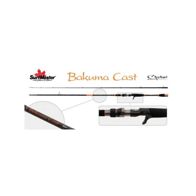 SURF MASTER Chokai BAKUMA Cast TX-20 2.44m (191g) test: 21-56 g 802 HF