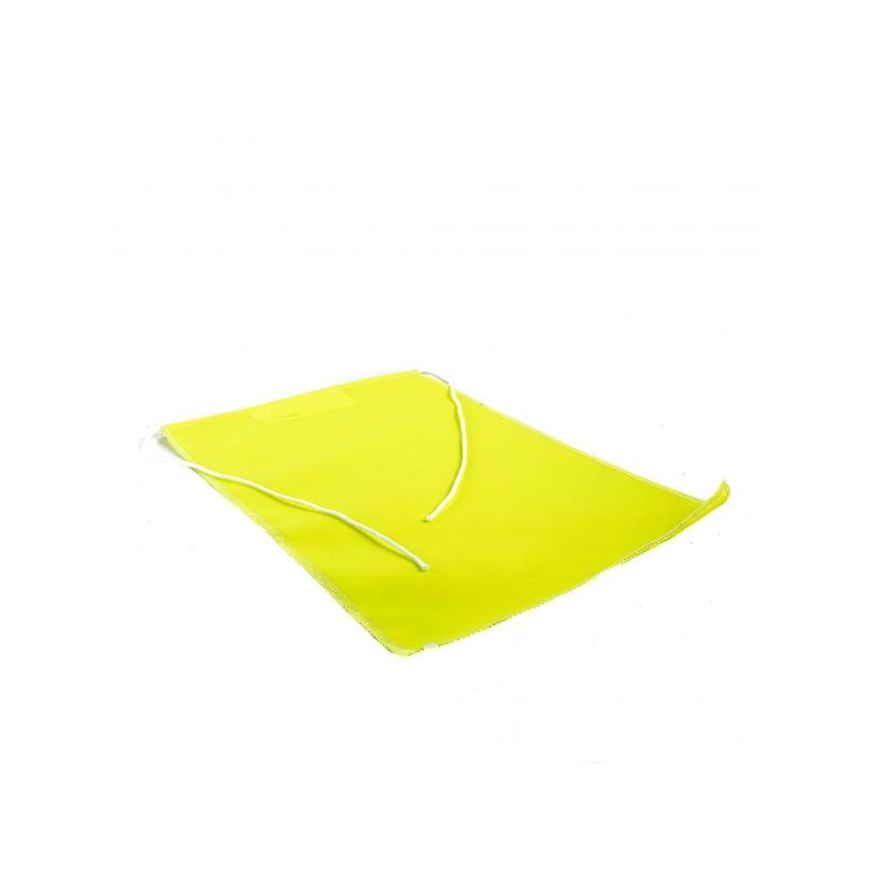 Märklipp 20x30cm kollane kinnituspaeltega