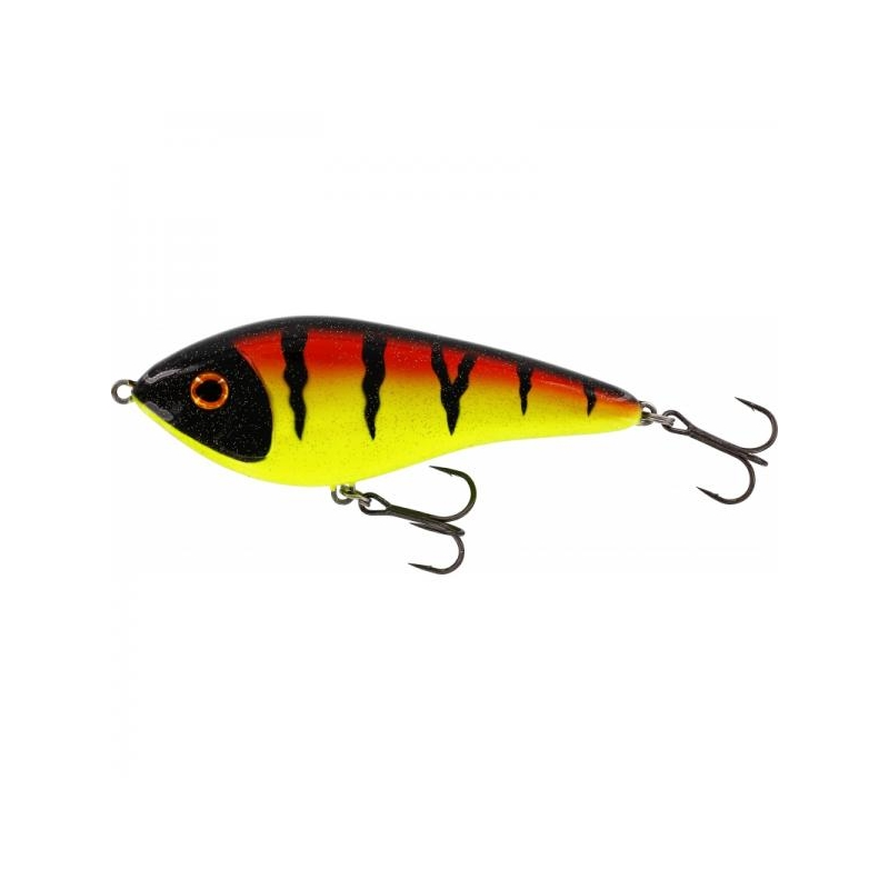 Jerk WESTIN Swim Glidebait 10cm 31g Low Floating Alert Perch