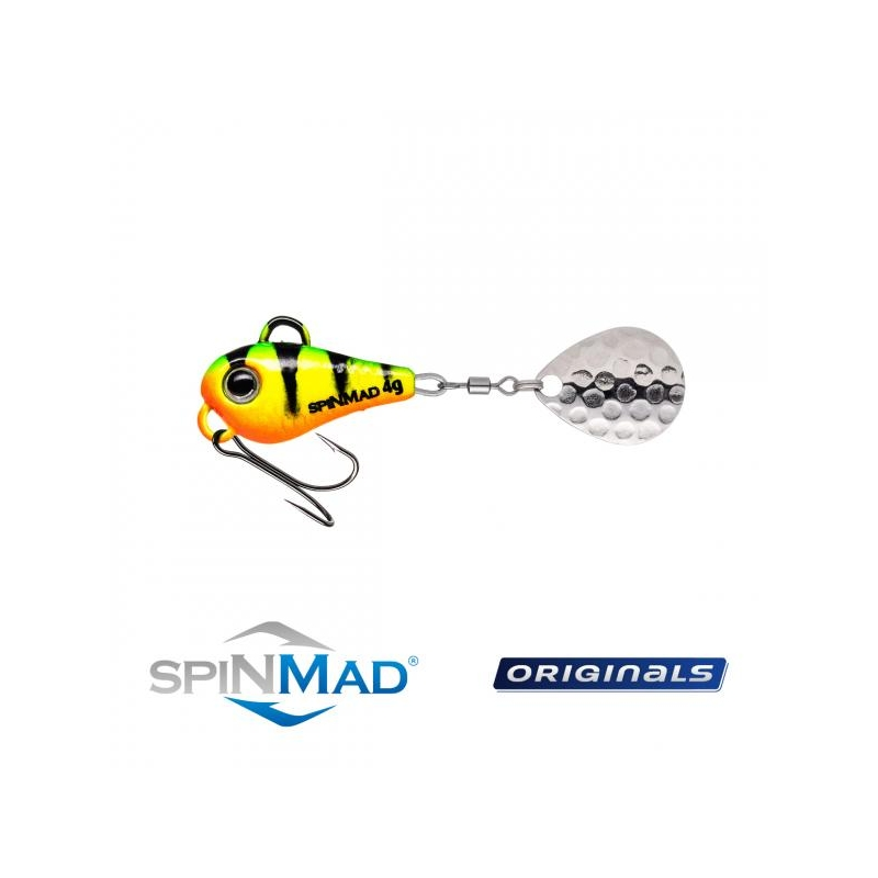SpinMad Tail Spinner BIG 1201 4g 45mm
