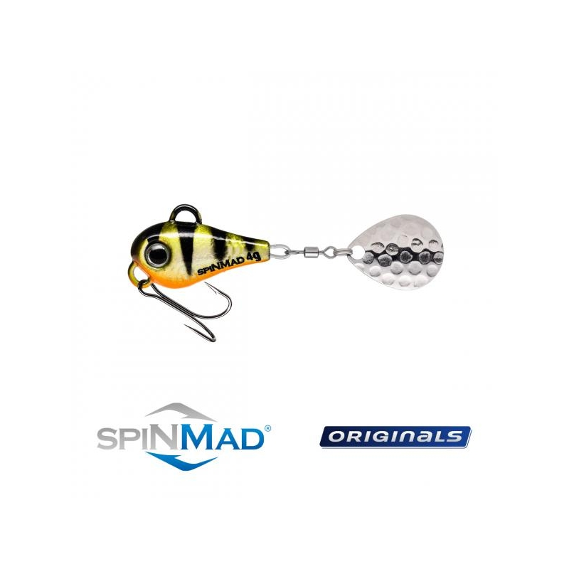 SpinMad Tail Spinner BIG 1207 4g 45mm