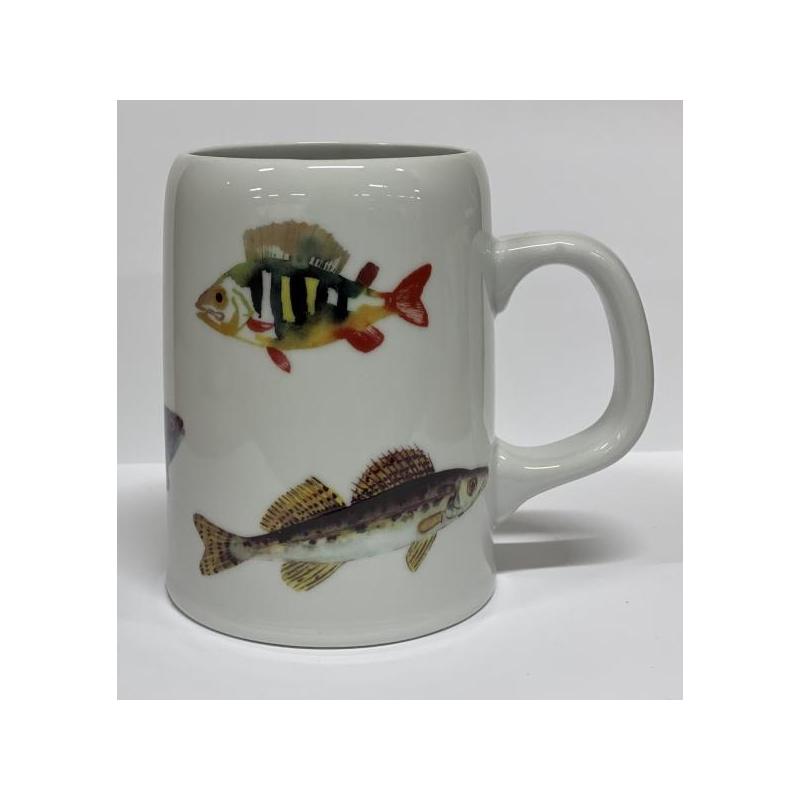 Õllekruus Kalad 500ml