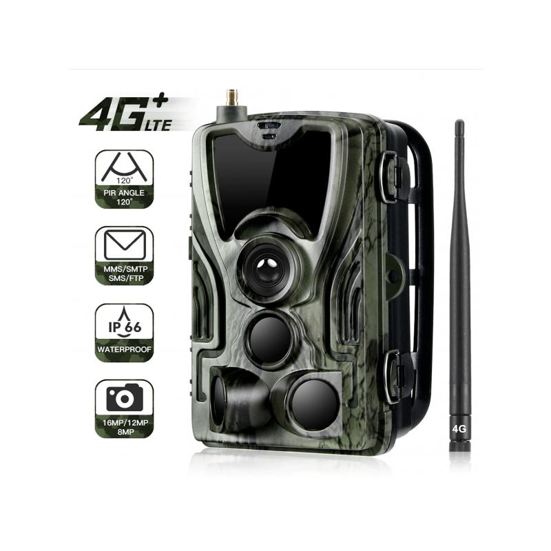 Rajakaamera Hunting 4G 8MP IR LED