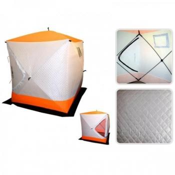 Talitelk Fish2Fish Cube II (180x180x195cm 9.6kg värv: valge/oranž)