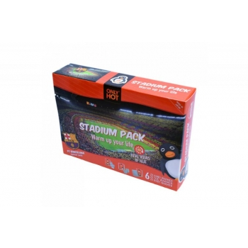 Only Hot Stadium Pack (2 varba, 2 käte ja 2 keha)