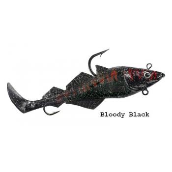 Komplekt BALZER MAD SHAD Bloody Black 400g 26cm