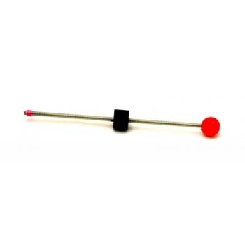 Nooguti S JZ metall 100mm, palli dia. 10mm(36)
