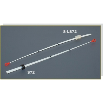 Nooguti NOD 72 180mm jäikus 0.50 (0.5-1.5g) (18)