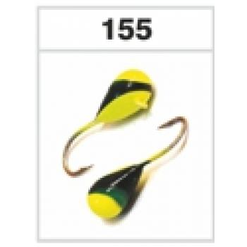 Mormishka DROP 1150 155 silmaga (5mm, 1.9g) (45)