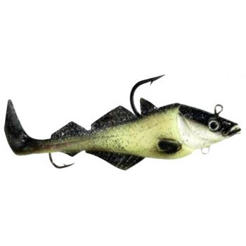 Komplekt Balzer Mad Shad Coalfish luminous 300 g