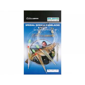 Mererakendus BALZER COD AND COALFISH SYSTEM WITH GENUINE FISH SKIN