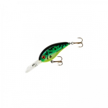 Bomber Fat Free Shad Guppy Fire Tiger 6.09cm/10.5g 1.3-2m