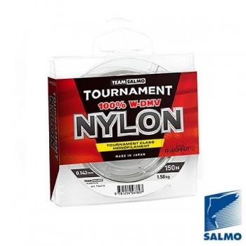 Team Salmo Tournament Nylon 0.143mm 1.58kg 150m
