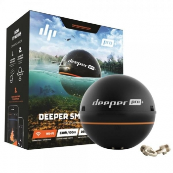 Wifi kalaleidja Deeper Fishfinder PRO+