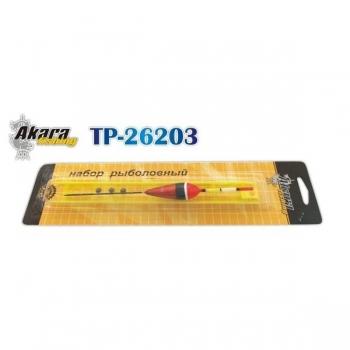 Ujukikomplekt TP-26203 (10m 3g)