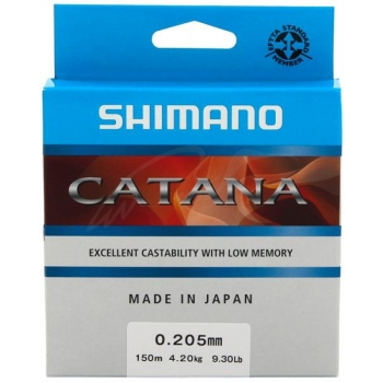 Tamiil Shimano Catana 0.285mm/8.2kg 150m hall